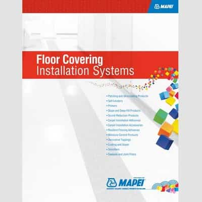 Floor Covering Installation Systems Image