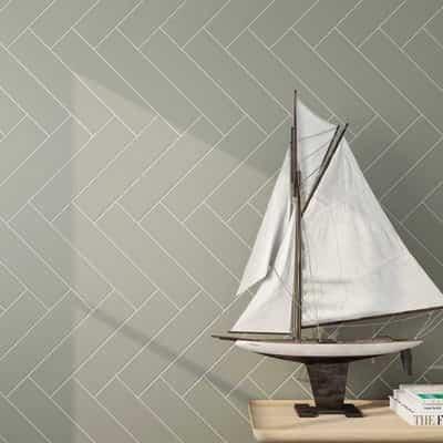 Taupe Matte (Glazed) Image