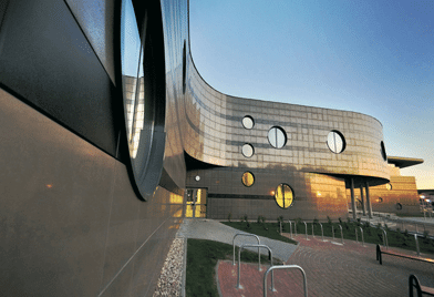 RAINSCREEN/VENTILATED FACADE SYSTEMS